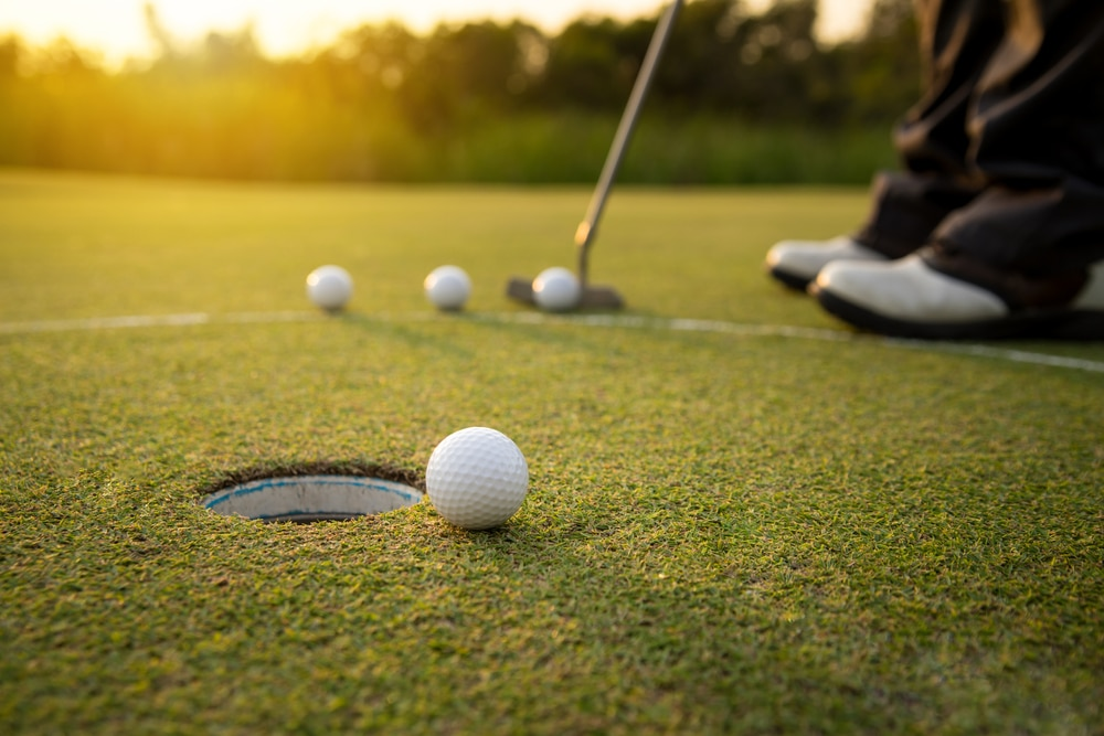 The 4 Best Golf Exercises to Improve Your Putting Skills