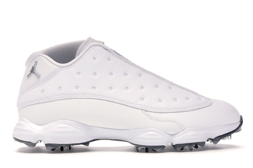JORDAN 13 RETRO GOLF WHITE NAVY BLUE